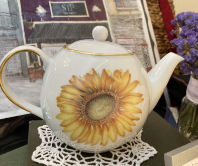 Teapot, lg